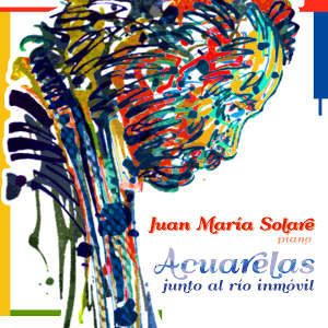 Acuarelas junto al río inmóvil. Cover art: Alban Low