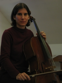 Juliane Dehning, violoncello